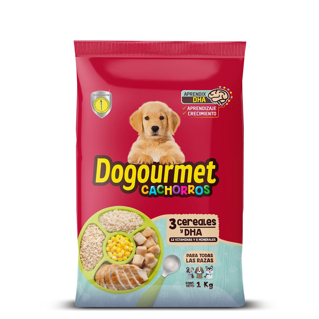 Dogourmet Cachorros 3 Cereales 1000 G