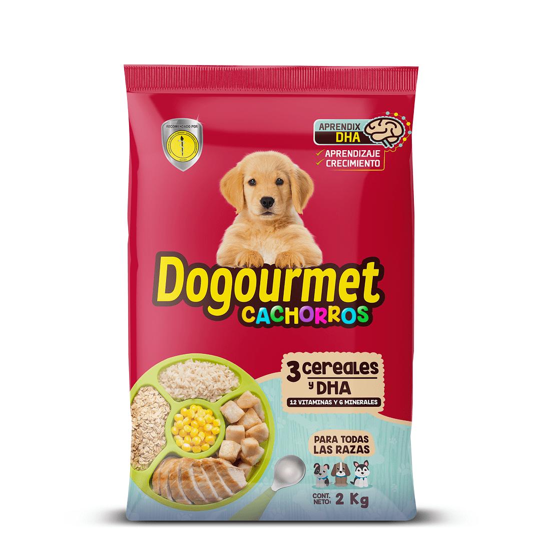 Dogourmet Cachorros 3 Cereales 2000 G