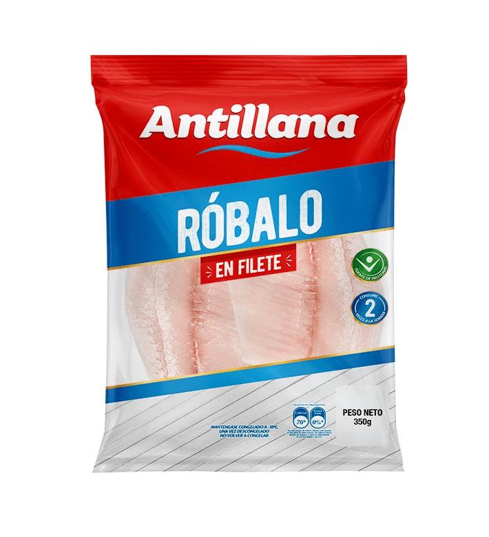 Filete De Róbalo Antillana 350 G