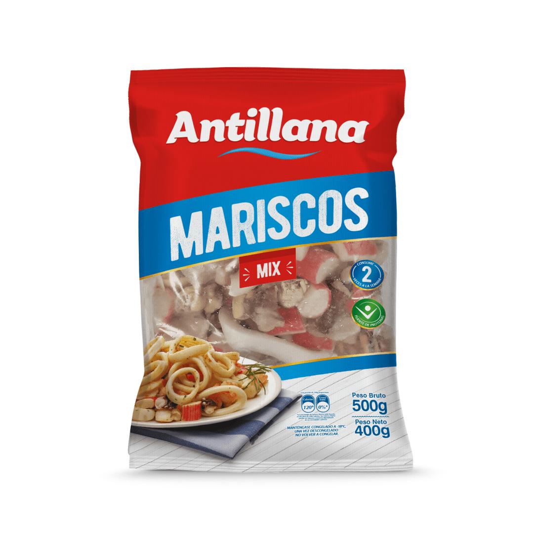 Mix De Mariscos Antillana 500 G