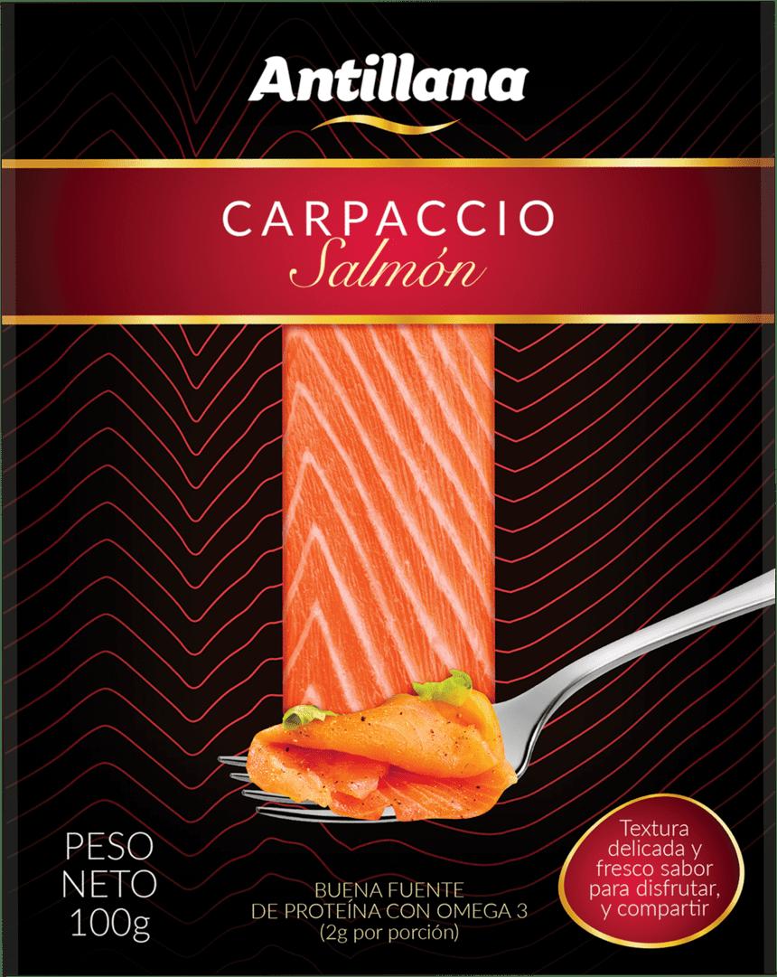 Carpaccio De Salmón Antillana 100 G