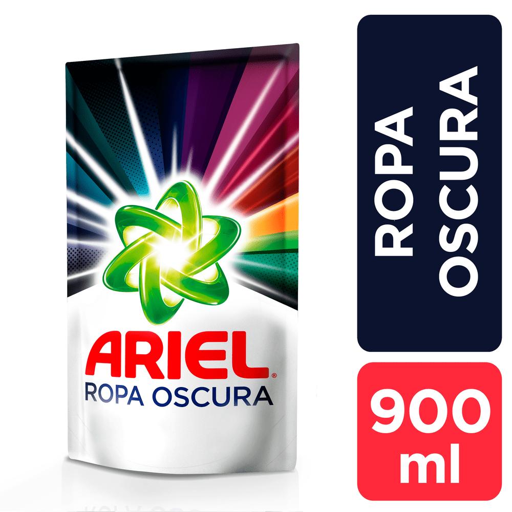 Detergente Ariel Líquido 900 Ml Ropa Oscura