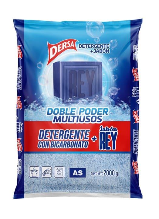 Detergente As Mas Jabón Rey 2000 G