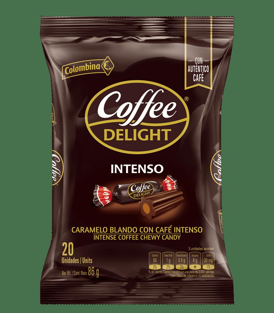 Dulce Coffe Delight X20 Und Intenso 86 G