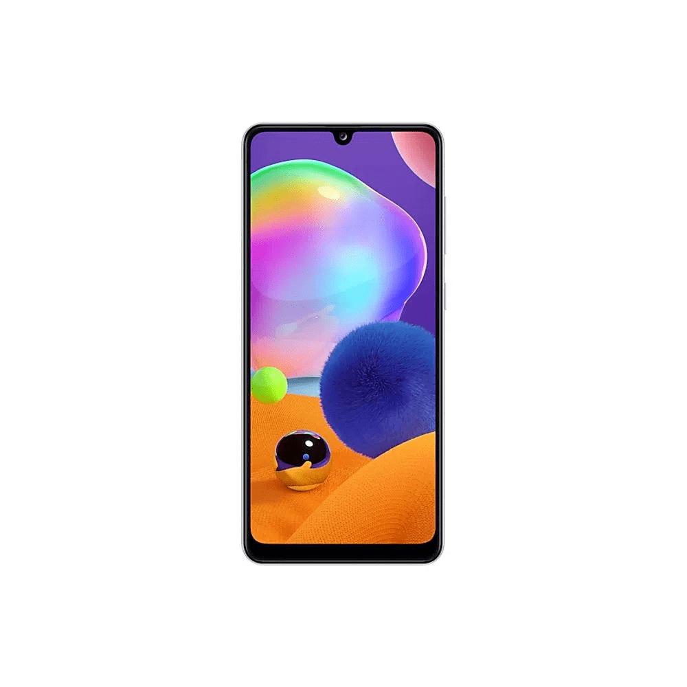 Celular Samsung A31 128G Blanco Sm-A315gzwkcoo