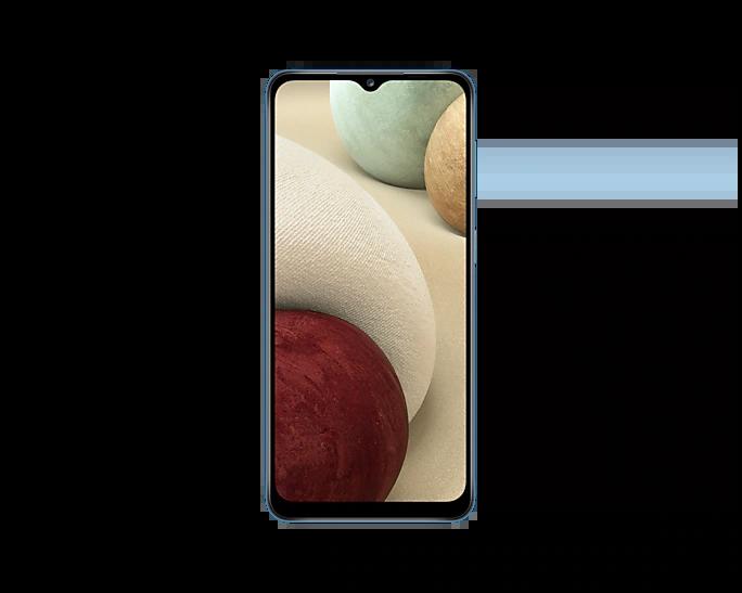 Celular Samsung A12 64Gb Azul Gxy