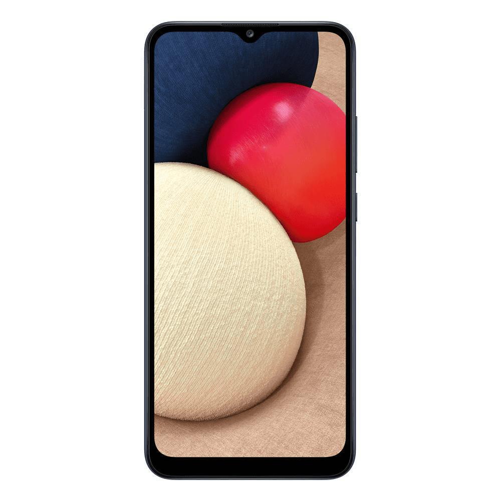 Celular Samsung Galaxy A02s Azul 64Gb 4G Sm-A025mzbfltc