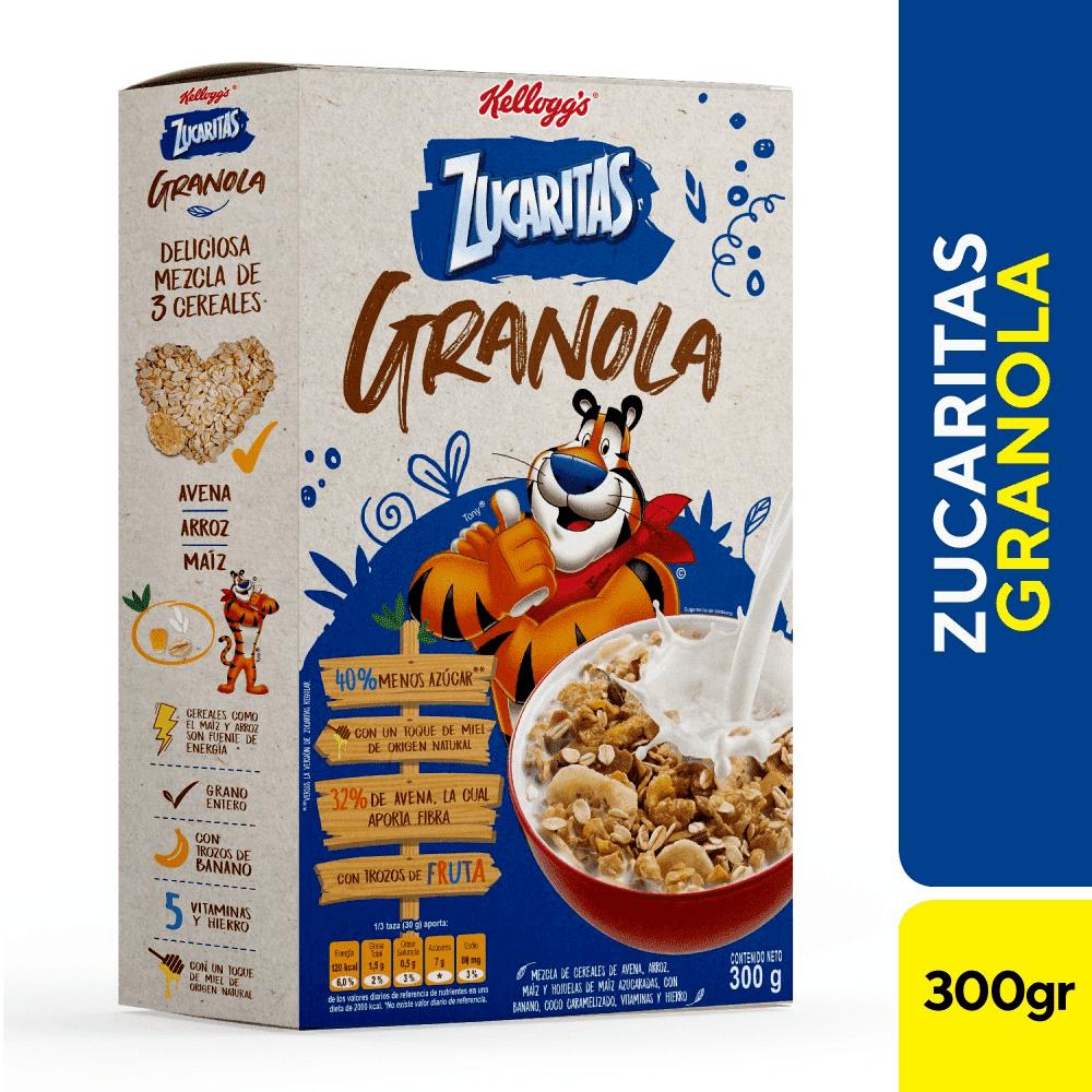Granola Zucaritas 300 G