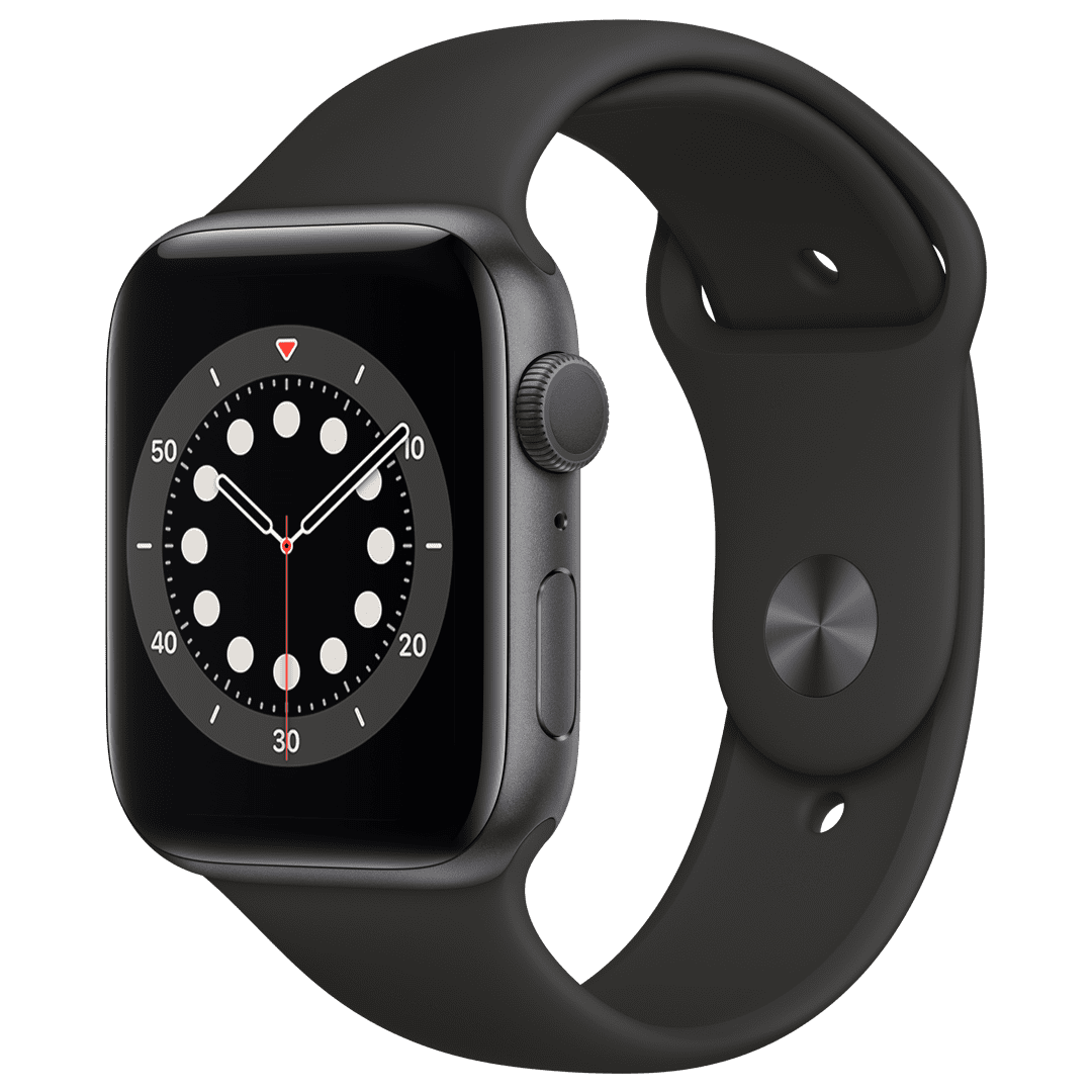 Reloj Apple Watch S6 44Mm Negro M00h3be/A