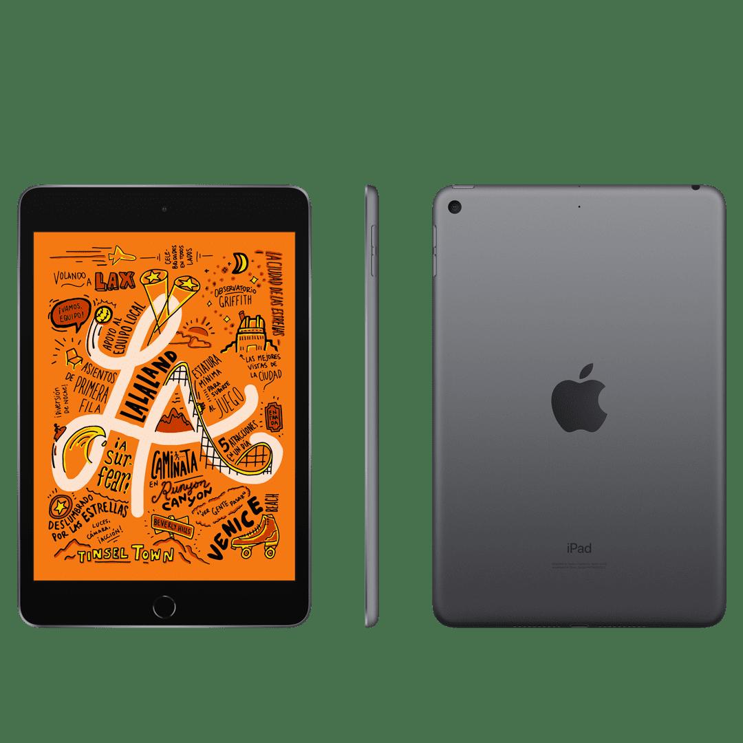 """Ipad Mini Apple 64G-7,9""""-5 Gen-Gris Muqw2lz/A"""